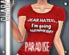 © REQ: Haters -Paradise