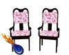 girls chairs