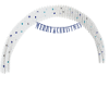 White Holiday Arch