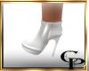 CP-Teaa White  Boots