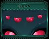 Aqua Spider Eyes