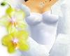 White Pearl Bust Fur