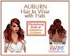 RHBE.Auburn Hair 4 Hats