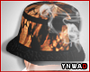 YN. Bucket Hat Bleach.#4