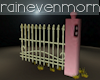 Gothic Fence 2 Derivable