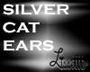 SILVER CAT EARS