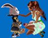 Ma's Easter Bunny animat