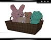 ! Christmas Basket Toys