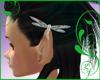GF-DRAGONFLY Ear Jewel 2