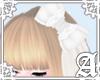 Veil Princess Bow~ Shiro