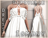 [Is] Waterfall Gown Drv