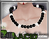 Demon Beads Black