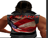 I STAND USA FLAG VEST