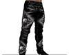 Skull Leather Pants (M)