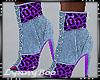 *Kim Purple Heels