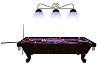 Girl's Pool Table