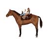 kids horse ride 40/50%