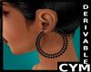 Cym Pearls Earrings