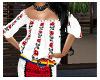 Romanian Dress - IE