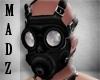 MZ! Gas mask