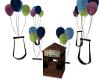 Animated Balloon Ride