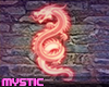 Red Dragon Neon #2