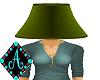 Ama{Lamp Shade green