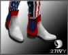 IV. 4th Of July Shoes