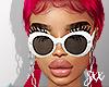 minaj red hair