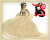 *AngelsNLace Cream Gown
