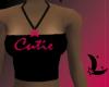 "Pink Halter ""Cutie"""