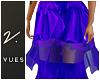 v. Kaia Ruffle Skirt - B