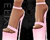 ʟx Baby Pink Platforms