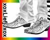 [L] Snake boots White