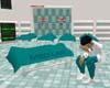 ML Morgue Bed Teal