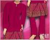 24:Baju Melayu Rose