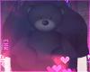 emo bear backpack