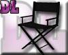 DL: Camper's Chair Black