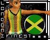 [LF] Rasta String Vest