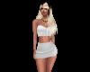 Chika white leather(RL)
