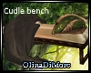 (OD) Cudle bench