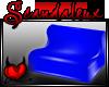 lSxl Modular couch blue