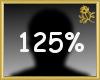 125 % Scaler Avatar