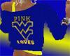 PINK Loves WVU