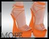 special orange heel