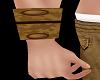 CAMO cuff (L)