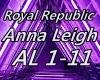 Royal Republic Anna Leig
