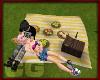 (CG)Park Romantic Picnic