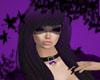 Purple/Black Loen