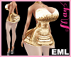 EML Bimbo Out. DressGold